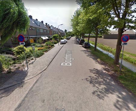 De straatlantaarns in de Bogtmanweg in Tuitjenhorn doen het niet. Er is een storing, maar waar? Liander staat voor een raadsel en komt met een speciale meetwagen
