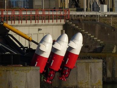 Ontwikkelaar turbines getijdenenergie financieel in zwaar weer