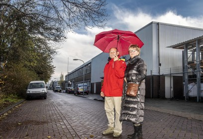 Wanhoopsoffensief van buurt tegen massale bouw in Haarlem-Zuidwest