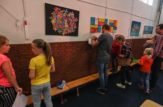 Zolder Mariaschool in Hoorn als kunstschatkamer: oude meesters voor een prikkie