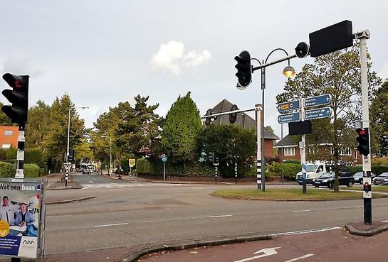 Lanckhorstlaan in Heemstede geschrapt als doorgaande route autoverkeer