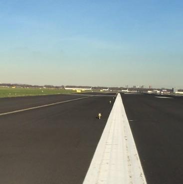 Piloten ontdekken schade bij start pas na landing