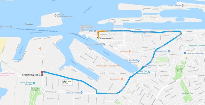 Op Brexit-vrachtwagenplek in IJmuiden mogen chauffeurs ook blijven slapen