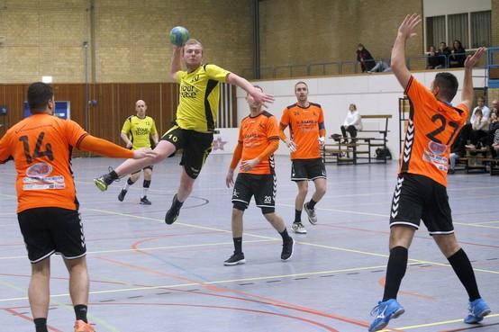 HV Eemland ruikt het kampioenschap na een overwinning op NHC