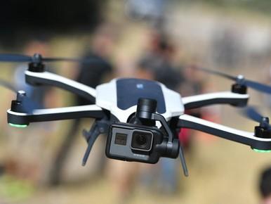 In 2017 zes bijna-botsingen vliegtuigen en drones