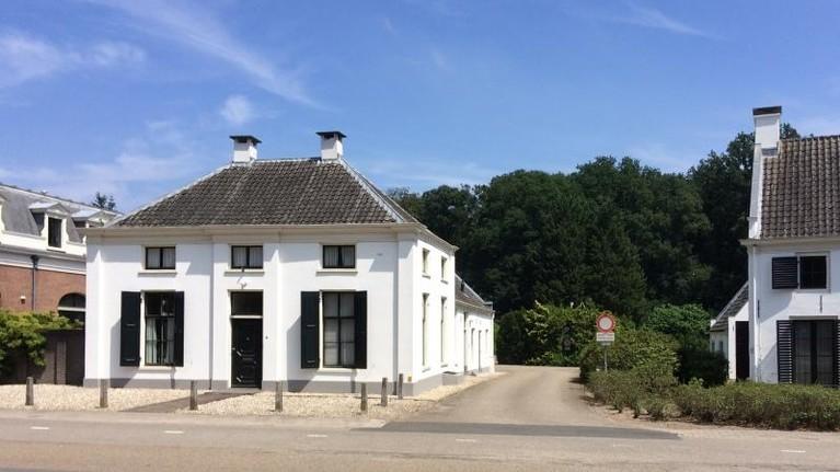 Nederlandse Vereniging van Uitvinders strijkt neer bij Paleis Soestdijk
