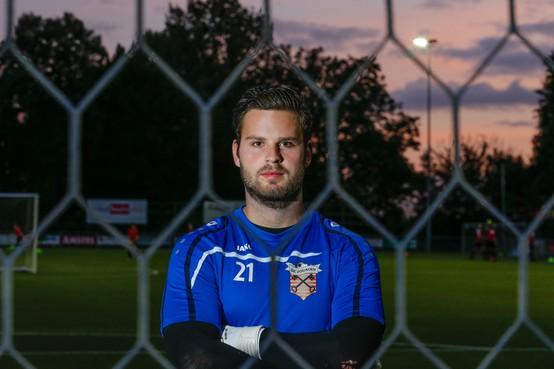 Patrick Schooneman (Zouaven): 'Ik wil het vertrouwen van de trainer belonen'