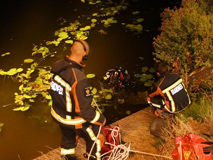 Grote zoektocht in Oegstgeesterkanaal na vondst fiets