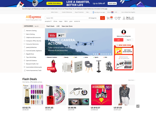 Consumentenbond vraagt om actie tegen AliExpress