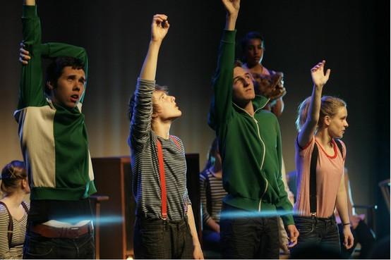 Jeugdtheaterhuis Zuid-Holland opent leslocatie in Oegstgeest