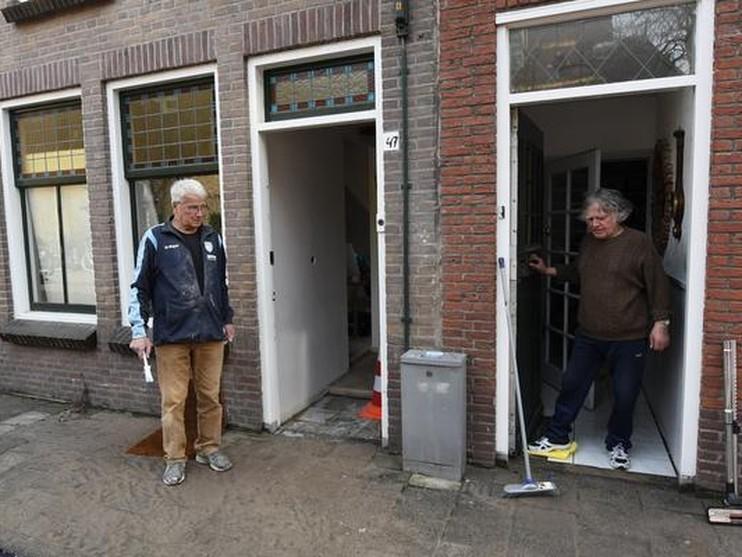 Kookadvies bewoners Raamsteeg na lekke waterleiding