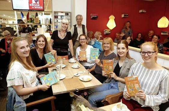 Cindy-boeken van Hilversumse schrijfster Erna Gianotten opnieuw uitgebracht: 'Cindy mocht niet meer mollig zijn, dat is nu fatshaming'