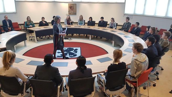 Hollandse bluf versus Japanse nederigheid in Noordwijk