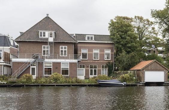 Leiden duldt geen weerstand meer tegen studentenpand Haagweg 47