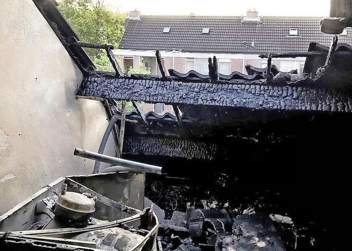 Sami (10) wekte moeder bij brand en werd zo de grote redder van de Waterkers