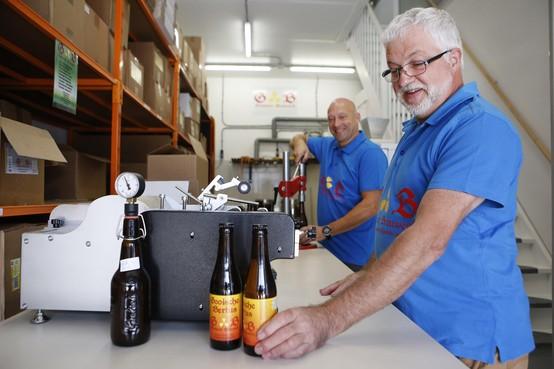 Het Bedrijf: van hobby tot Gooimeer Brouwerij