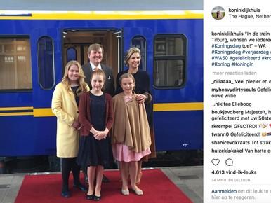 Koninklijk Huis nu ook op Instagram