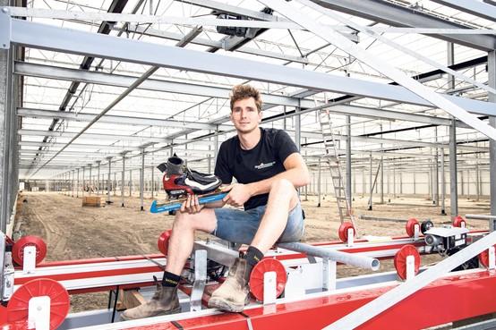 Marathonschaatser Simon Schouten stopt: geen tijd meer voor trainingen en wedstrijden