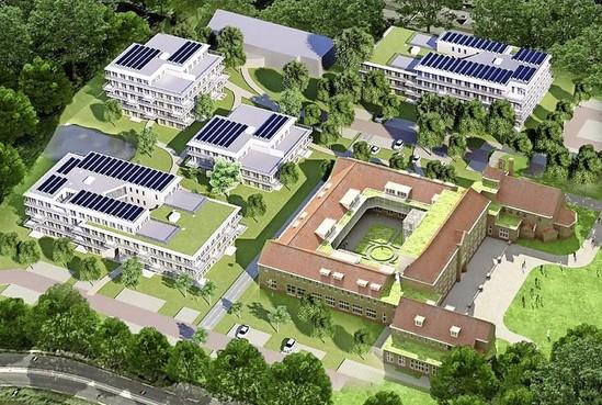 Politiek in Hoorn blij met middenhuur in Missiehuis