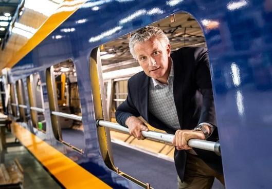 Open dag trekt jong en oud naar NS treinmodernisering Haarlem