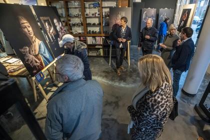 Galerie Binnen gunt kunstenaars in Noordwijk een podium