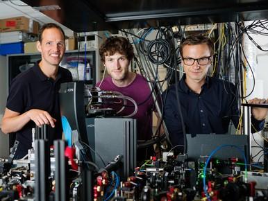 Leiden krijgt aansluiting quantuminternet