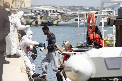 'Italië werkt aan verdeelsysteem migranten'