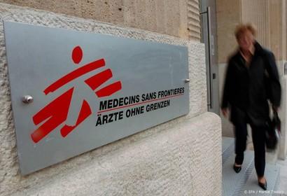 Artsen Zonder Grenzen stopt werk Noord-Syrië