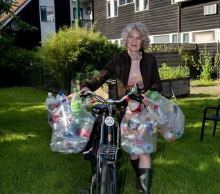 Column Groen gaat Groen: Molen vol plastic tasjes