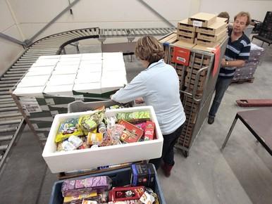 Voedselbank dringend op zoek naar nieuwe 'top'