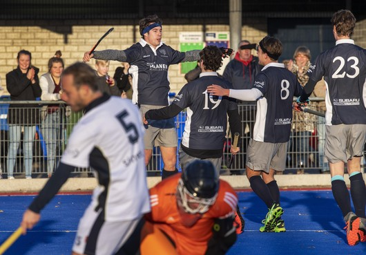 Bennebroek wint Ringvaart-derby
