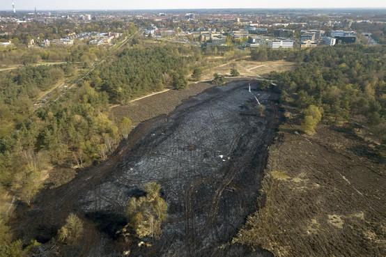 Heidebrand Hilversum: 'Ineens zie ik een muur van vuur op me afkomen'