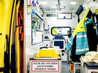 Ambulancemedewerkers houden stiptheidsacties