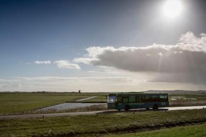 Reizigers geven bus in Noord-Holland mooi cijfer