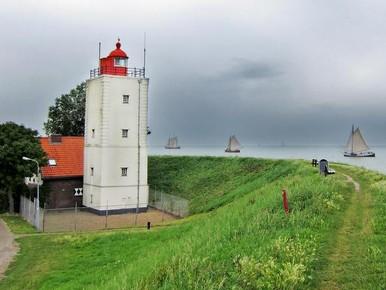 Rondje IJsselmeer: ook tegenwind genieten