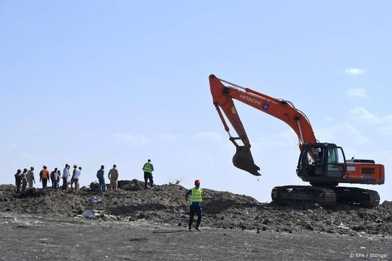 Kritiek op omgang met rampplek Ethiopië