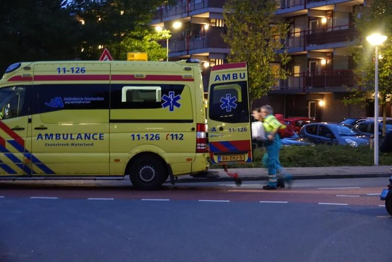 Steekincident op station Koog aan de Zaan, 17-jarige jongen uit Assendelft gewond