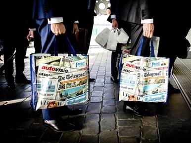 De Telegraaf is in de verkoop.