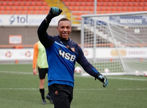 FC Volendam contracteert keeper Joey Roggeveen