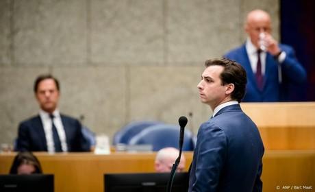 Rutte wil debat met Baudet op tv