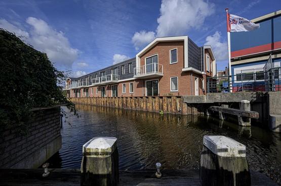 Woningen 'Lenteweelde' na vertraging nutsvoorziening bijna opgeleverd