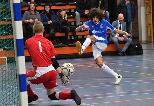 Zaalvoetballers FC Marlène beschouwen cruciaal duel tegen Groene Ster als kwartfinale van de play-offs