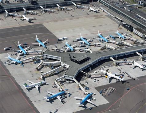 KLM: Geen groei Schiphol is rampscenario