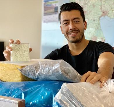 Raoul Santibañez van Duurzaam Bouwloket: 'Niet iedereen heeft dertig mille klaarliggen voor kruipruimte'