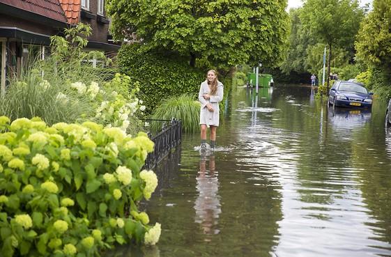 Wateroverlast en hitte nog onderschat