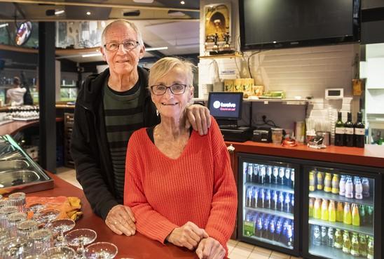 'Kantinekoningin' neemt afscheid van SV Hoofddorp