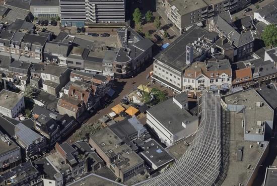 Uiteenlopende suggesties voor nieuwe naam Hilversumse C&A-plein: Palomino- of Doetsplein?