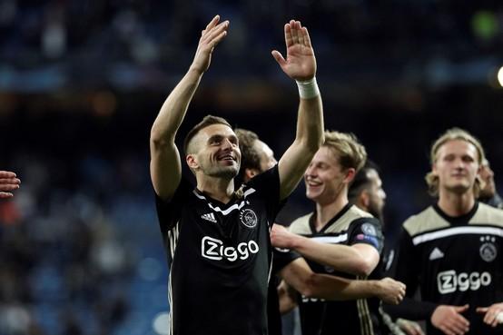 Tadic vreest leegloop bij Ajax