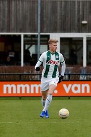 Helders voetbaltalent Tim Riksman (21) na zes jaar weg bij eredivisionist FC Groningen: 'Klaar voor een andere club'