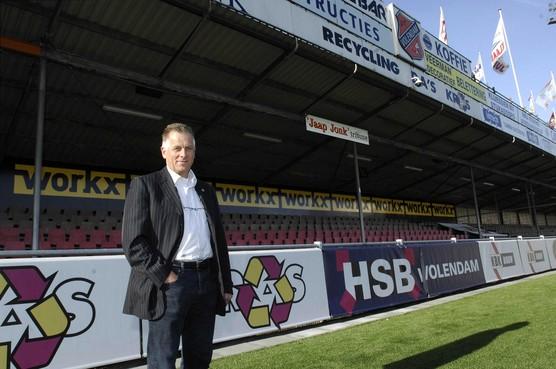Metamorfose bestuur FC Volendam: vier bestuurders leggen na bijna twee decennia hun taken neer